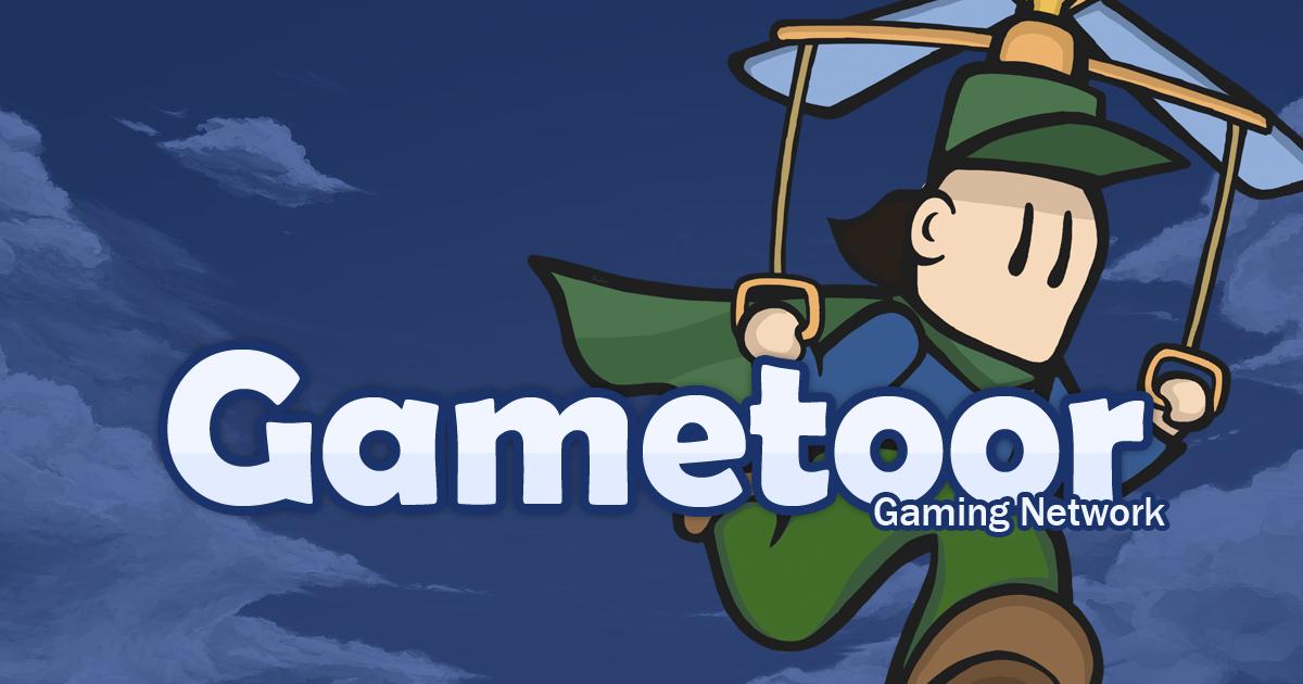 Gametoor - Social Gaming Platform